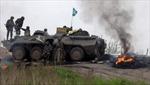 Xem xe tăng 'quá nhanh, quá nguy hiểm' ở Ukraine