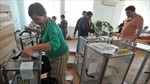 Bắt đầu trưng cầu dân ý tại hai tỉnh miền Đông Ukraine