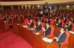 Ngày làm việc thứ 4 Hội nghị lần thứ 9 BCHTƯ Đảng khóa XI