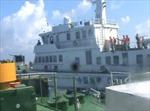 Bất bình cảnh tàu Trung Quốc đâm tàu Việt Nam