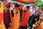Pháp vương Gyalwang  Drukpa viếng mộ Đại tướng Võ Nguyên Giáp