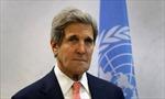 Ngoại trưởng Mỹ: Hành động hiếu chiến của Trung Quốc đặc biệt gây quan ngại