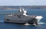 Pháp vẫn cung cấp tàu tấn công đổ bộ Mistral cho Nga