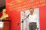 Người Việt tại Lào mít tinh phản đối Trung Quốc