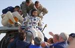 Đội bay MKS-38 trở về Trái đất an toàn