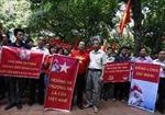 Các tổ chức hòa bình của TP HCM phản đối Trung Quốc xâm phạm chủ quyền