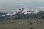 Phiến quân Syria 'thổi bay' căn cứ quân đội bằng 60 tấn thuốc nổ