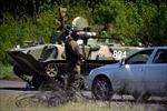 Ukraine phá hủy căn cứ quân sự của người biểu tình