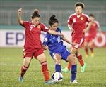 VCK bóng đá nữ châu Á: Cơn mưa bàn thắng ở bảng B
