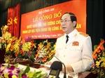 Bộ trưởng Công an Trần Đại Quang làm việc tại Bình Dương