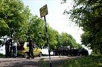 Ukraine: Người biểu tình rút khỏi các tòa nhà chính quyền tại Mariupol
