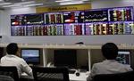 Phiên cuối tuần, nhiều cổ phiếu trụ cột tăng giá