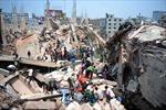 KCNA đưa tin vụ sập nhà 'kinh hoàng' ở Triều Tiên