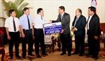 Hiệp hội nhà đầu tư VN hỗ trợ gia đình nạn nhân vụ rơi máy bay Lào