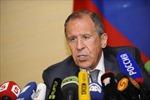Ngoại trưởng Nga: Cần xét lại quan hệ với EU, NATO