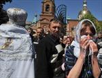Ukraine: Dân Donetsk mất tiền lương