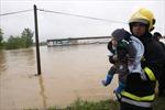 Serbia sơ tán khẩn cấp dân do lũ lụt