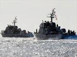 Hàn Quốc bắn cảnh cáo tàu Triều Tiên vượt qua hải giới
