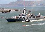 Trung Quốc, Nga tập trận chung tại Thượng Hải