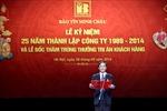 Bảo Tín Minh Châu  kỷ niệm 25 năm thành lập công ty