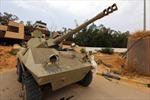 Tướng nổi dậy Libya đề xuất lập hội đồng tổng thống