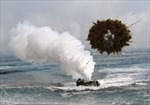 Tàu chiến Hàn - Triều đấu pháo