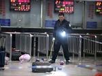Một nhà ga tại Trung Quốc bị phong tỏa vì lý do an ninh