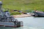 Australia muốn hoán cải tàu đổ bộ thành tàu sân bay