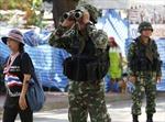 Bangkok tạm yên ắng sau lệnh giới nghiêm