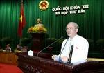 Quốc hội thảo luận dự thảo Luật nhập cảnh, xuất cảnh