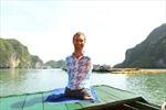 Nick Vujicic và chuyến tham quan thú vị tại Vịnh Hạ Long