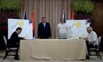 Indonesia kêu gọi giải quyết hòa bình tranh chấp ở Biển Đông