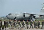 Mỹ bàn giao 21 cơ sở quân sự cho châu Âu