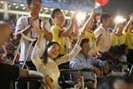 Tỏa sáng nghị lực Việt 'đốt cháy' sân vận động Mỹ Đình