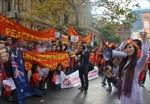 Người Việt tại Sydney xuống đường vì Tổ quốc