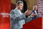 Đường đến ghế Tổng thống của 'Vua sôcôla' Ukraine