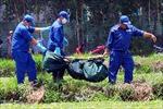 TP.HCM: Phát hiện một phụ nữ chết dưới ruộng rau