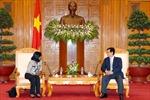 Thủ tướng tiếp Phó Tổng thư ký LHQ