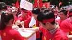 Người Việt tại Hàn Quốc góp sức bảo vệ Biển Đông