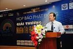 Giải thưởng Nhân tài Đất Việt 2014 tôn vinh những tài năng công nghệ