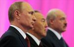 Nga-Kazakhstan-Belarus lập Liên minh Kinh tế Âu-Á