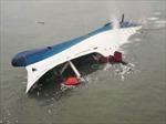 Hàn Quốc: Một thợ lặn tử vong tại hiện trường phà đắm Sewol