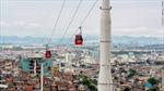 Bolivia khánh thành cáp treo cao nhất thế giới