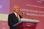 Mỹ khẳng định duy trì chiến lược tái cân bằng