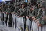 Thái Lan triển khai cảnh sát ngăn biểu tình ở Bangkok