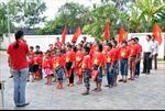 Trẻ em Việt kiều tại Campuchia đón Tết Thiếu nhi