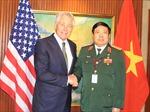 Nhiều nước muốn thúc đẩy quan hệ với Bộ Quốc phòng Việt Nam