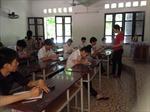 5 thí sinh bị đình chỉ thi trong ngày thi thứ nhất