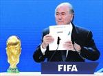 """Thực hư vụ """"mua World Cup 2022"""""""