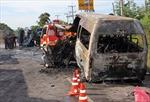 Xác định danh tính 12 nạn nhân người Việt trong tai nạn tại Thái Lan
